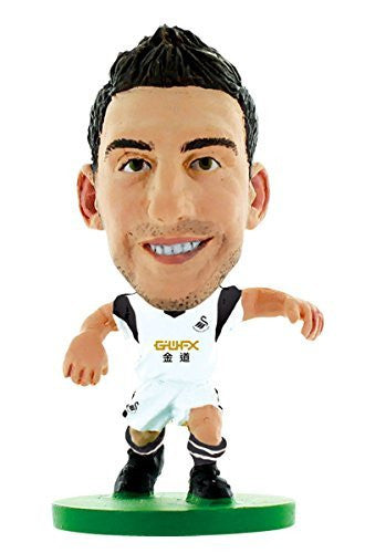 SoccerStarz Swansea City AFC Angel Rangel Home Kit