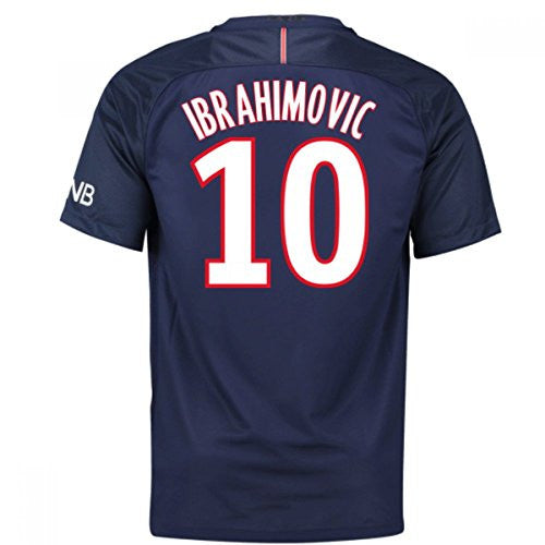 2016-17 PSG Home Shirt (Ibrahimovic 10)