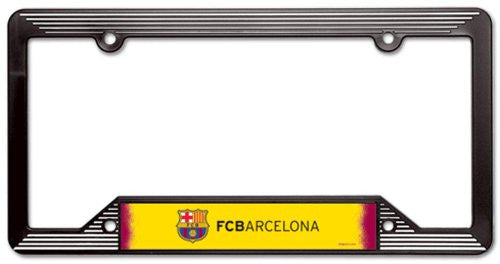 FC Barcelona License Plate Frame