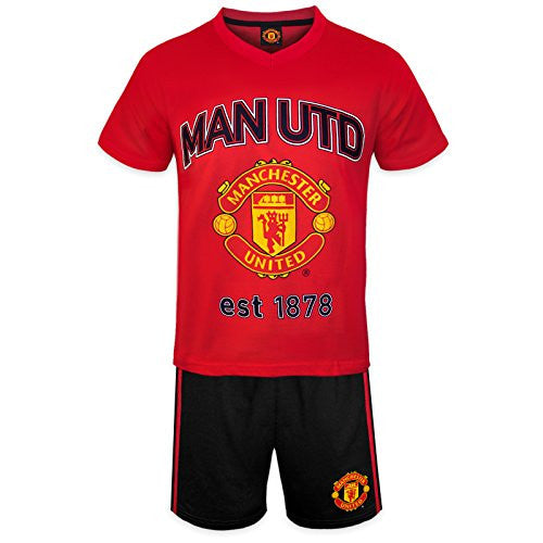 Manchester United FC Boys Pyjamas