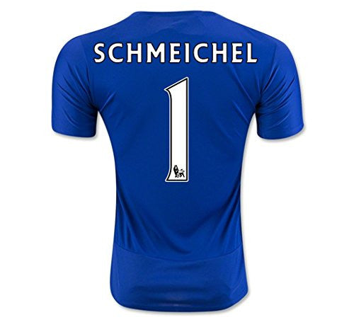 Leicester City F.C. Home '#1 Schmeichel' Jersey