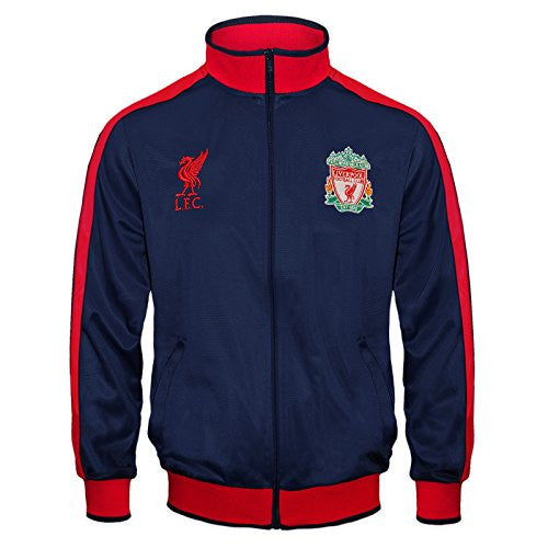 Liverpool FC Official Retro Track Top