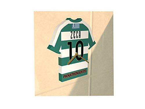 Panathinaikos - Acrylic Shirt Clock