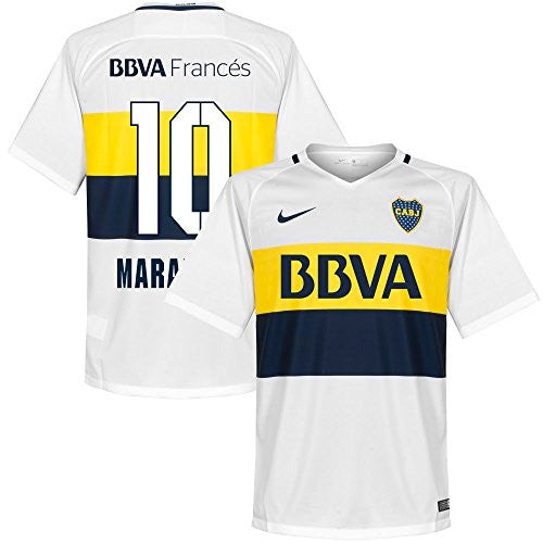 Boca Juniors Away Maradona Jersey 2016 / 2017