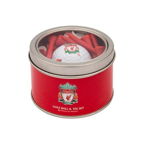 Liverpool FC Golf Ball & Tee Set