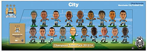 Manchester City Premier League Victory Commemorative Pack