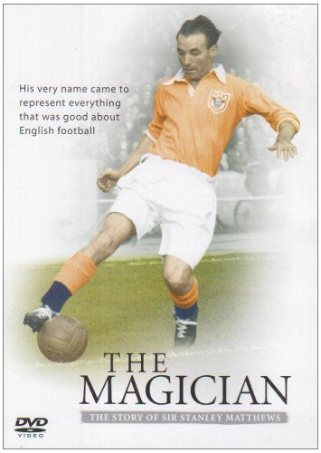 The Magician - The Sir Stanley Matthews Story [DVD]