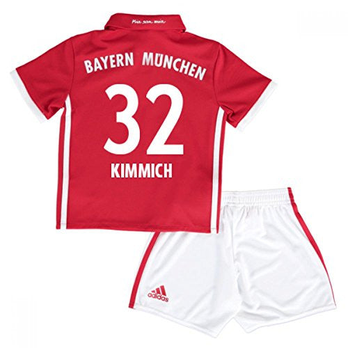 Bayern Munich Home Mini Kit (Kimmich 32) 2016-17