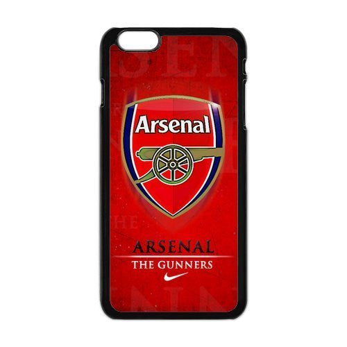 Arsenal F.C. Rubber iPhone 6 & iPhone 6S Rubber Case