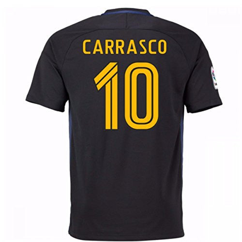 2016-17 Atletico Madrid Away Shirt (Carrasco 10)
