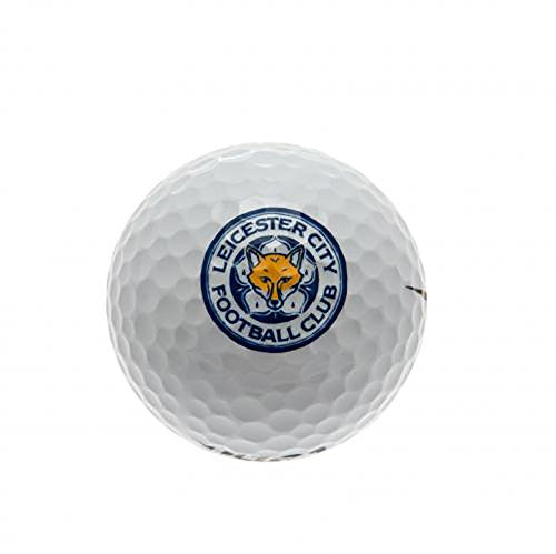 Golf Balls - Leicester City F.C (3 Pack)