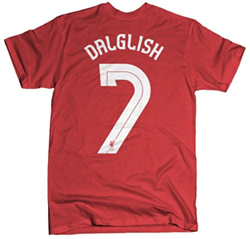 Liverpool FC T Shirt - Dalglish