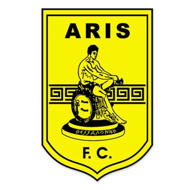 Aris FC - Car Sticker - 6""