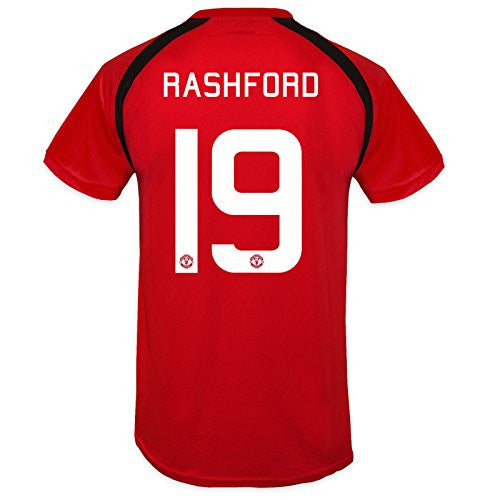 Manchester United FC 'Rashford 19' Red Training Kit