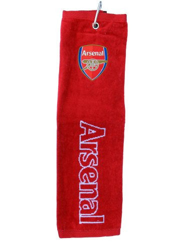 Arsenal FC Golf Tri Fold Towel