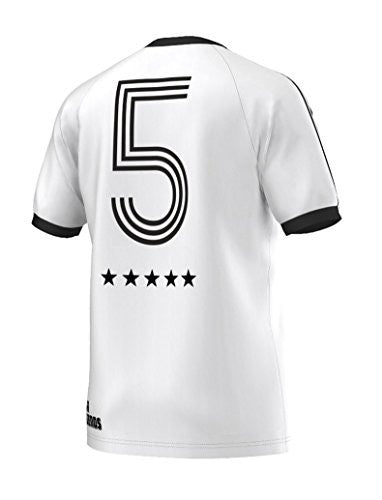 Real Madrid '5' T- Shirt