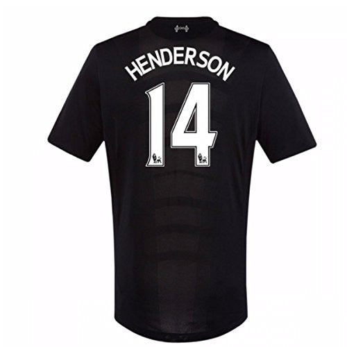 Liverpool Away Shirt 'Henderson 14' 2016-17