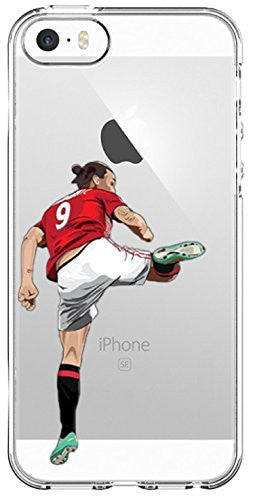Zlatan Ibrahimovic iPhone 5/5s/SE Case