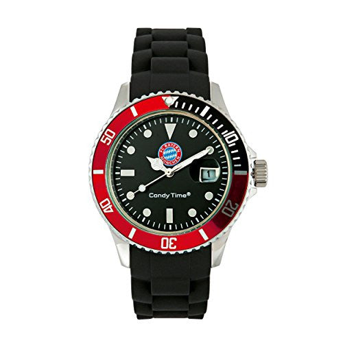 FC Bayern Munich Stainless Steel Watch