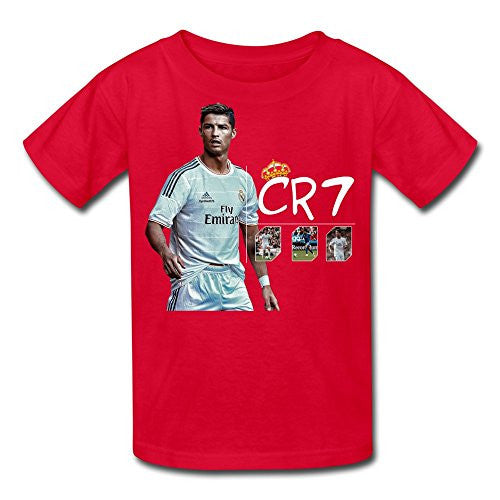Cristiano Ronaldo Cr7 Real Madrid Tee