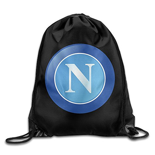 Napoli FC Drawstring Backpacks Sack