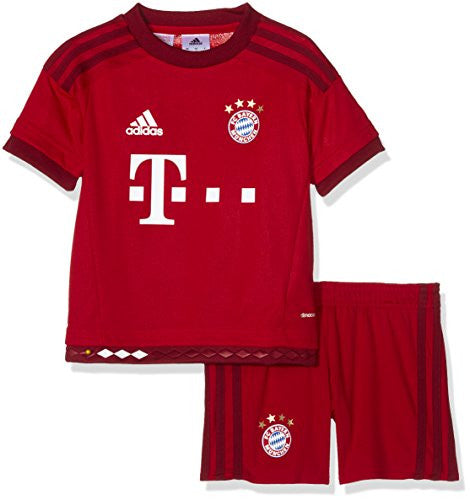 Bayern Munich Kids (Boys Youth) Home Kit 2015 - 2016