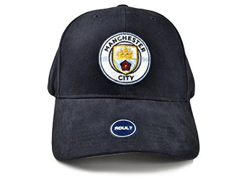 Manchester City FC Baseball Cap Navy