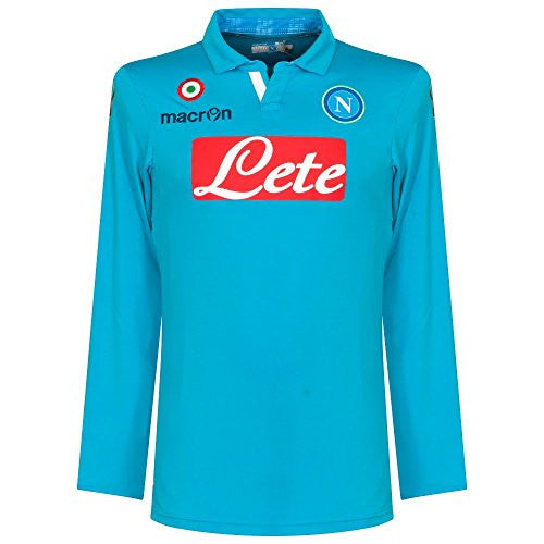 Napoli Home L/S Cup Jersey 2014 / 2015