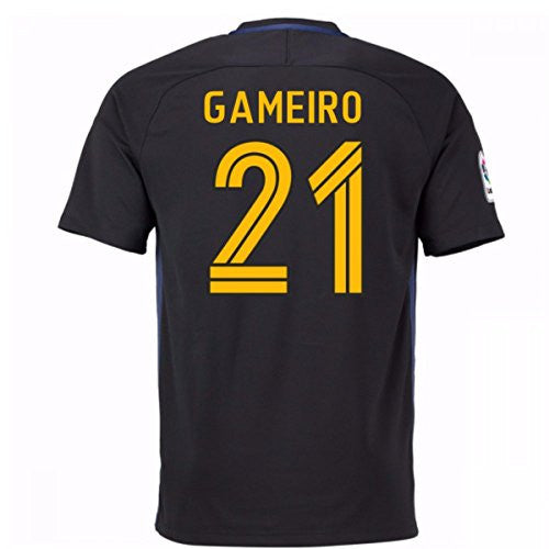 2016-17 Atletico Madrid Away Shirt (Gameiro 21)