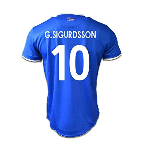 2016-17 Iceland Home Shirt (G.Sigurdsson 10)