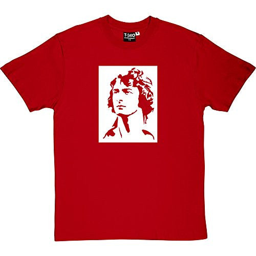 Trevor Francis Red Men's T-Shirt