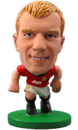 Manchester United Soccer Starz Scholes-One Size