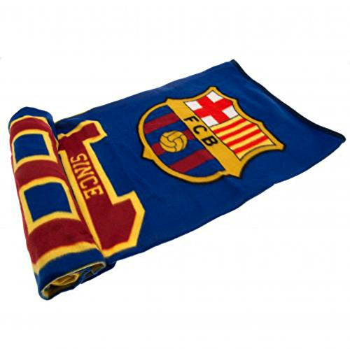 F.C. Barcelona Official Fleece Blanket