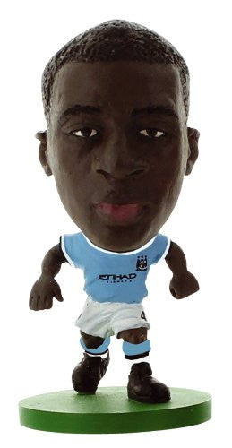 Manchester City Toy Figure Yaya Toure
