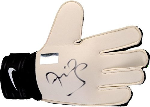 Peter Schmeichel Autographed Goalie Glove - ICONS - Fanatics Authentic Certified - Autographed Soccer Equipment