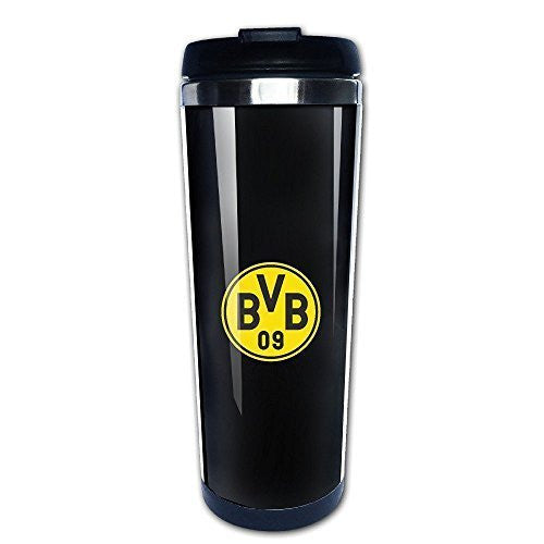 Borussia Dortmund BVB 09 Stainless Steel Travel Mug