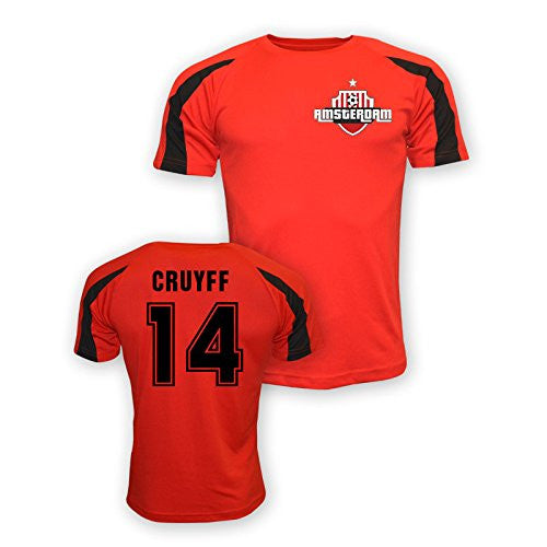 Johan Cruyff Ajax Sports Training Jersey