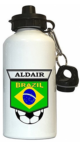 Aldair (Brazil) Water Bottle