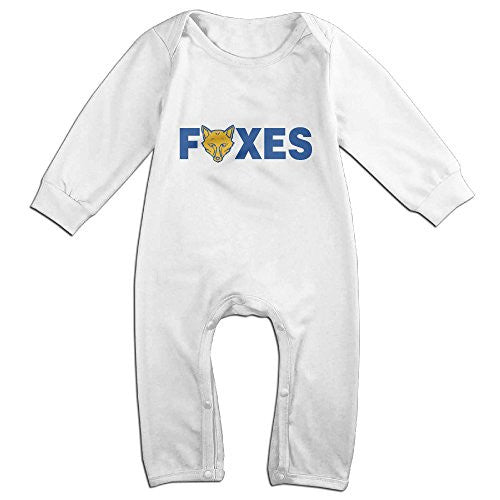Leicester City The Foxes Baby Romper Bodysuit