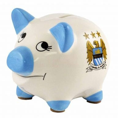 Man City Piggy Bank