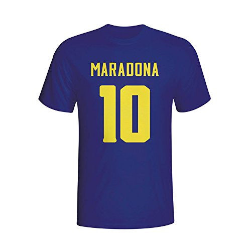 Diego Maradona Boca Juniors Hero T-Shirt