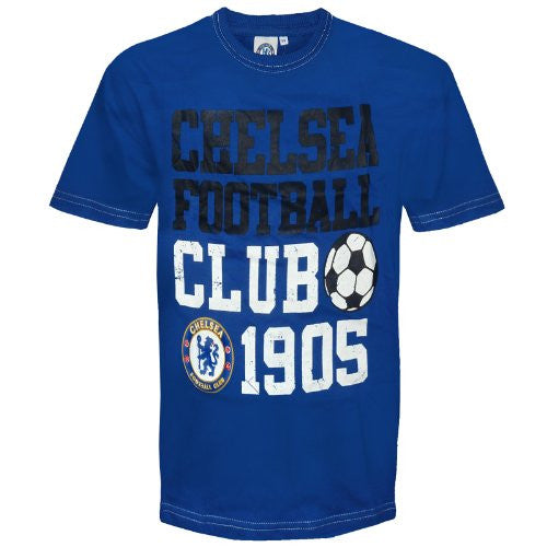 Chelsea Football Club Graphic T-Shirt