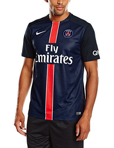 2015-2016 PSG Home Nike Football Shirt