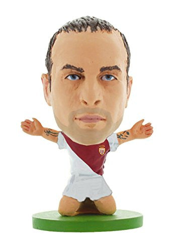 Dimitar Berbatov As Monaco Home Kit Soccerstarz Figure