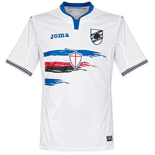 2016-2017 Sampdoria Joma Away Football Shirt