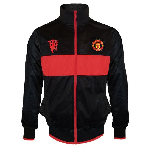 Manchester United Football Club Retro Track Jacket