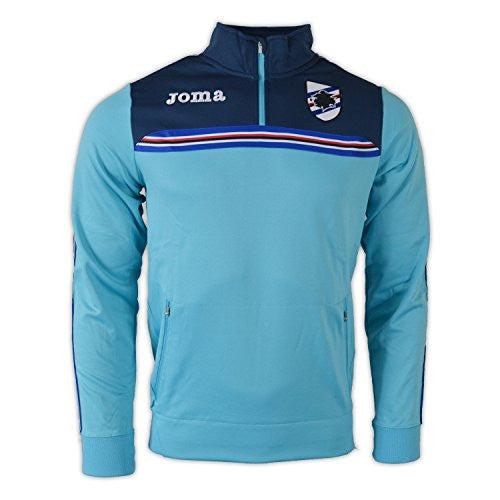 2016-2017 Sampdoria Joma Training Top (Turquoise)