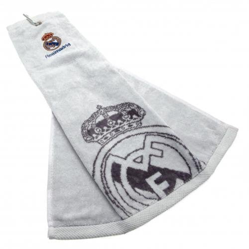 Real Madrid Trifold Golf Towel
