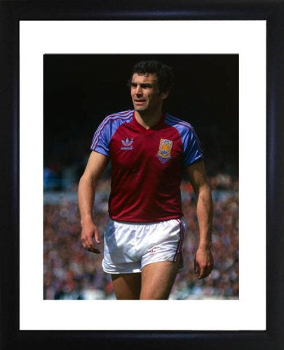 Trevor Brooking Framed Photo