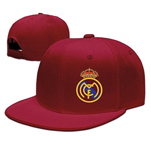 Real Madrid Adjustable Baseball Hat